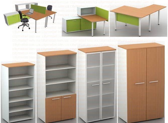 купить недорогую офисную мебель со склада