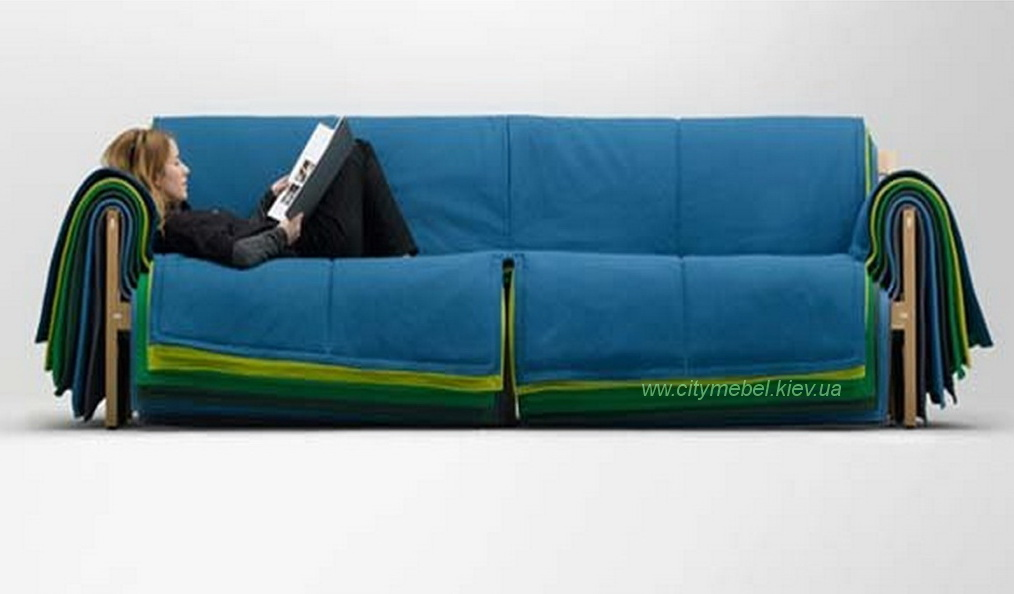 interesting sofa