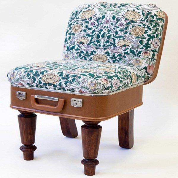 кресло чемодан