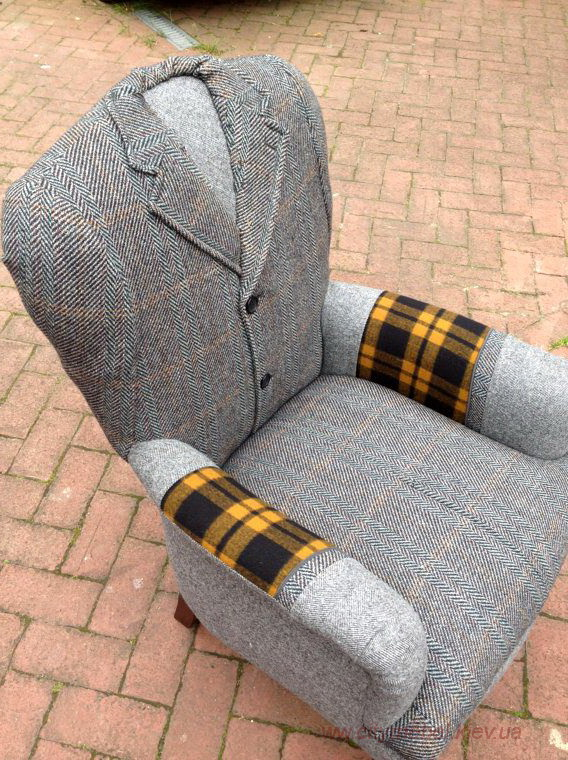 chair of the coat