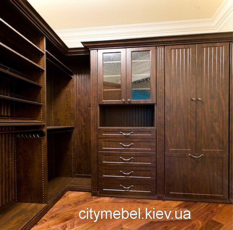 эксклюзивная мебель для гардеробной