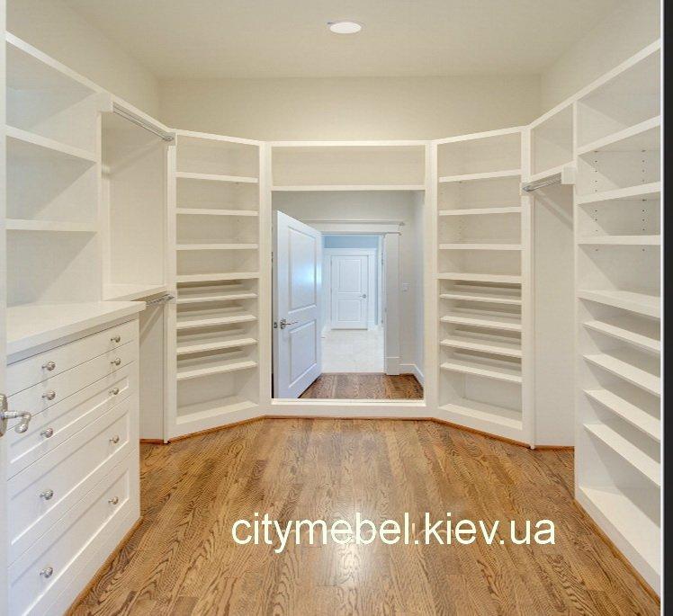 комната для хранения одежды