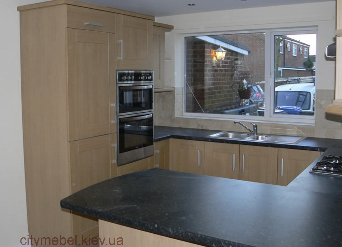 Die Möbel für die Küche