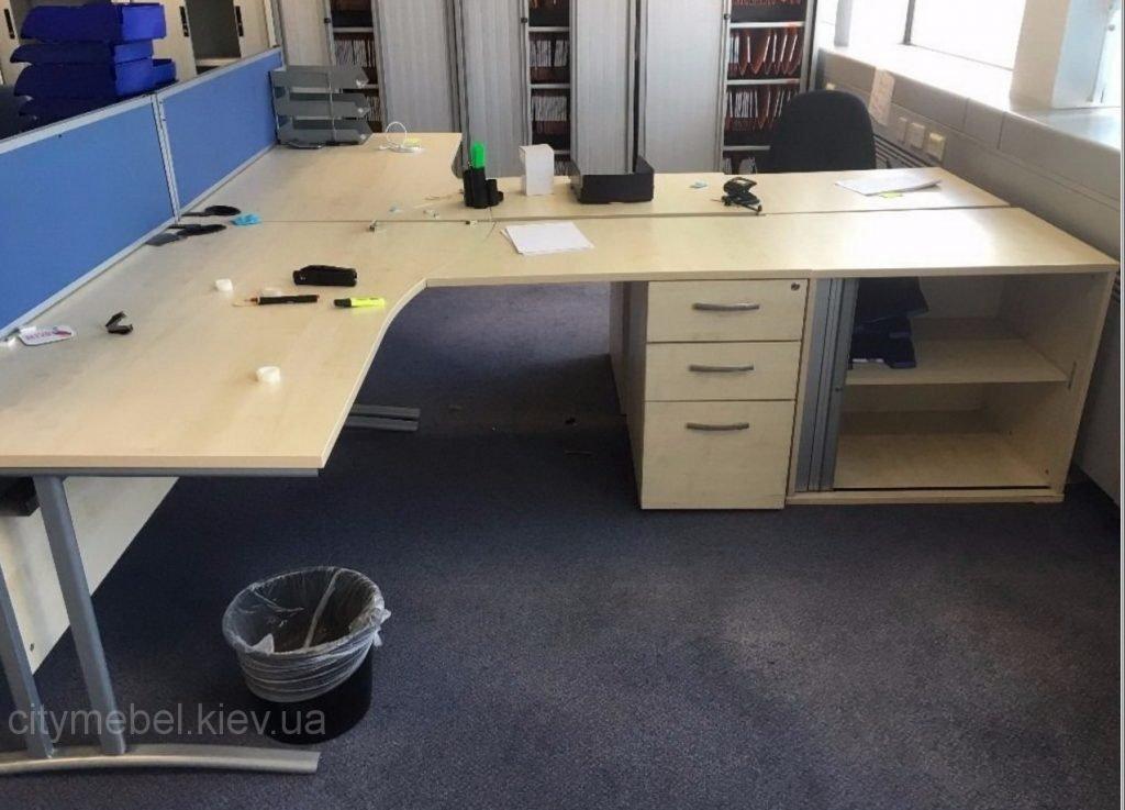 офисные столы на несколько сотрудников