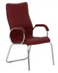 Кресла конференционные кожаные