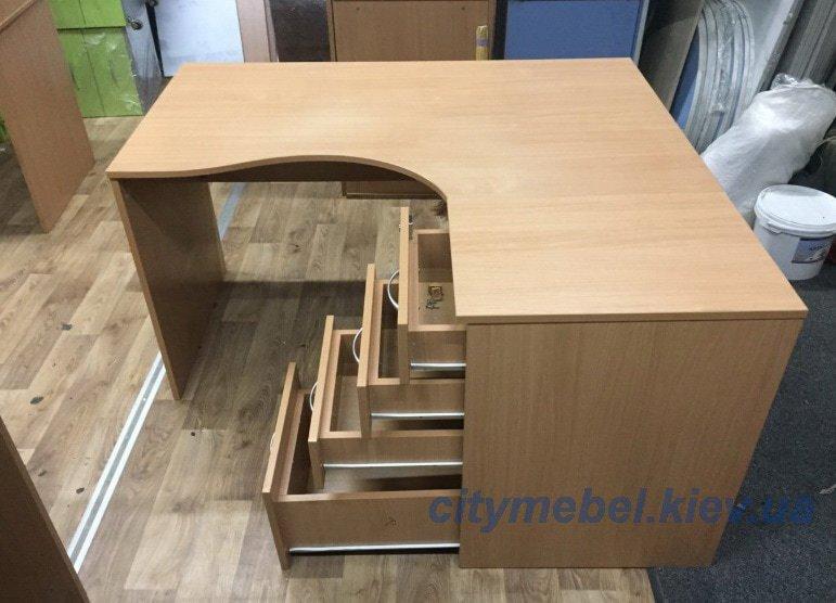 Изготовление офисных столов на заказ Новые Петровцы