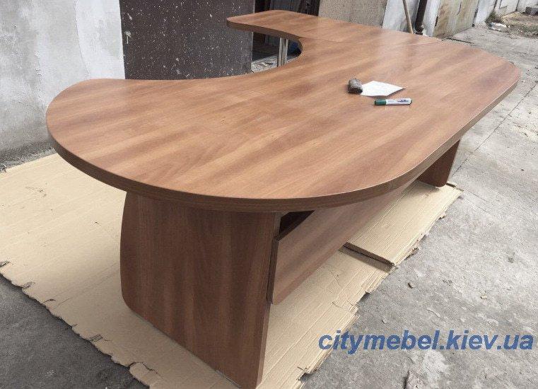Изготовление офисных столов на заказ Вишневое