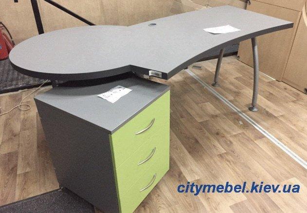 Модульный офисный стол на заказ