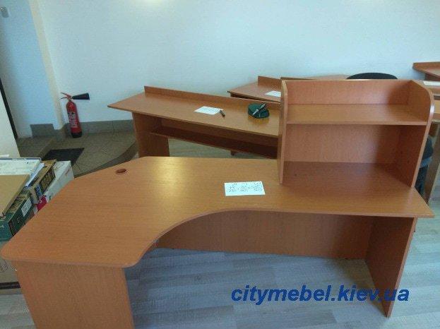 столы для офиса под заказ из ДСП