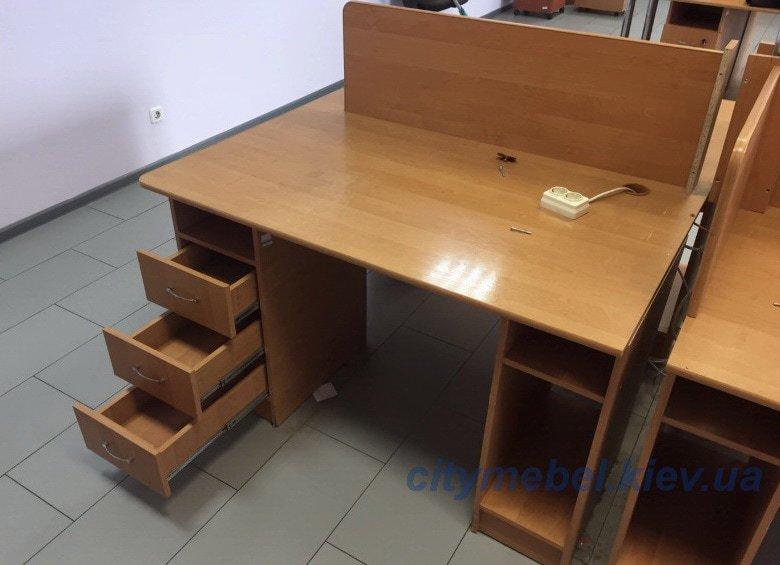 Офисные столы на заказ в КИеве