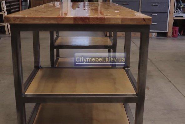 писменый стол лофт на заказ
