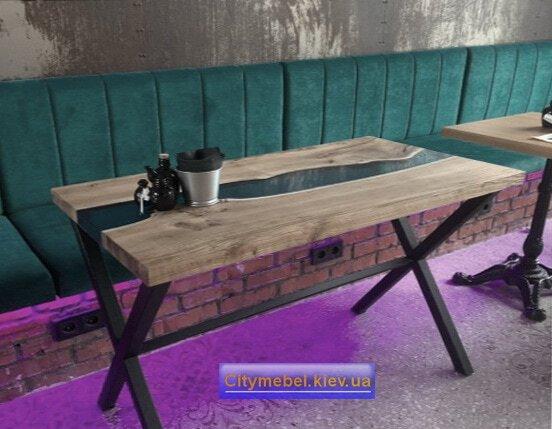 Мягкая мебель в стиле лофт под заказ
