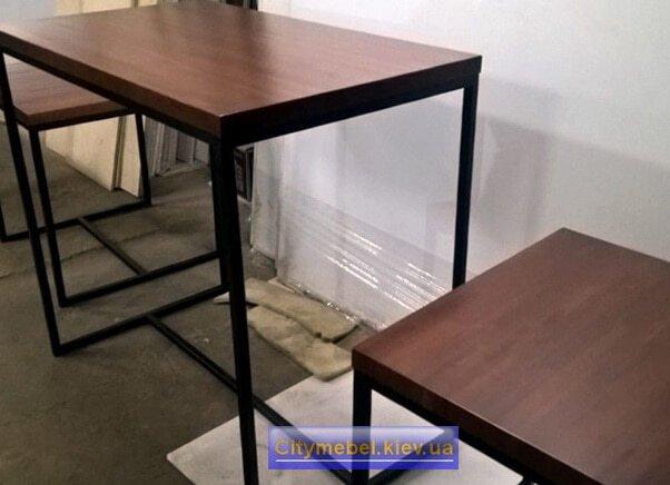стол loft в офис на заказ в Киеве