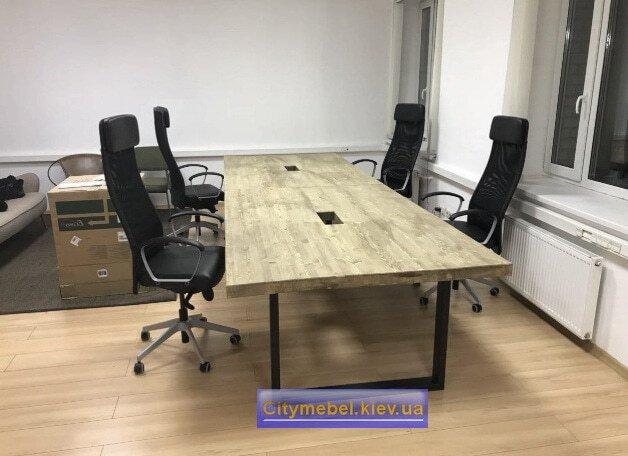 стол loft в офис на заказ в Украина