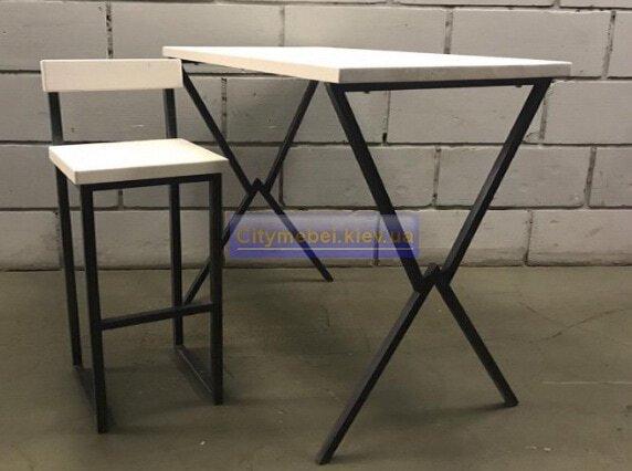 стол для переговоров лофт на заказ