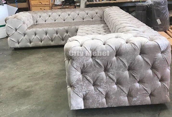 угловой диван честер на заказ