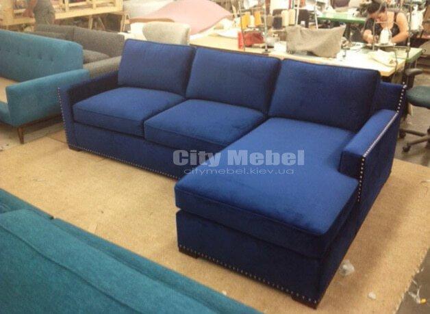 угловой диван в скандинавском стиле под заказ