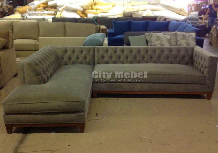 угловой диван честер на заказ в Киеве