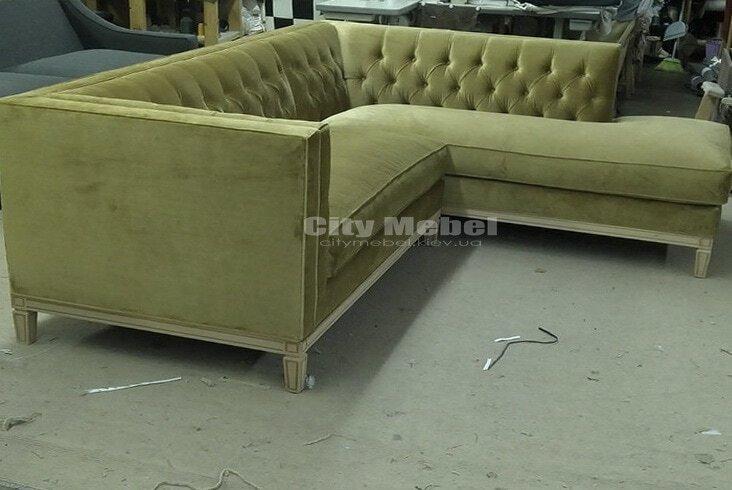 проект углового дивана Киев