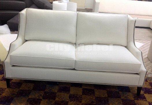 двойной прямой диван