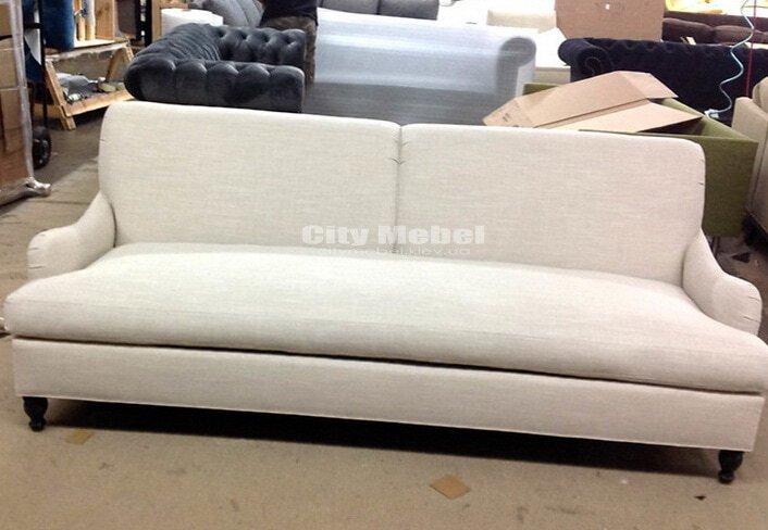 изготовление прямых диванов Киев