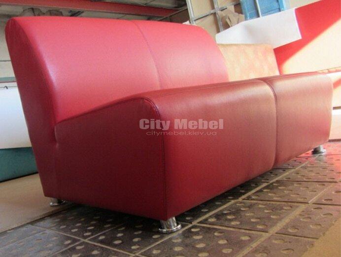 красный диван в кафе заказать недорого