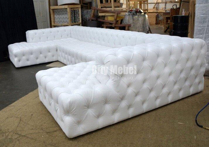 мягкая мебель с образной конфигурации