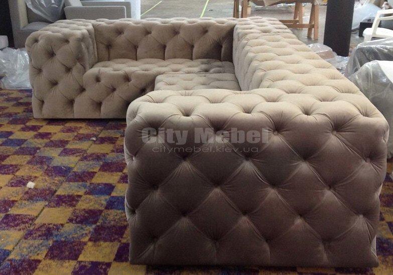 угловой диван для гостинной