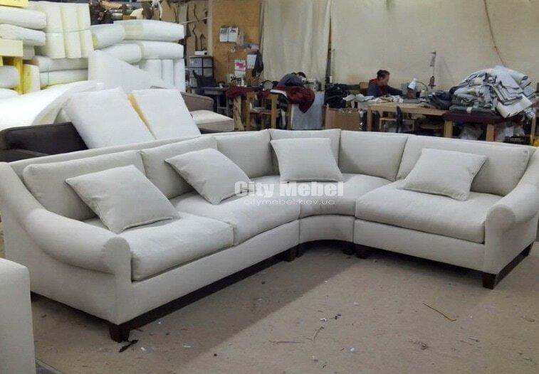 заказать изготовление углового дивана на заказ